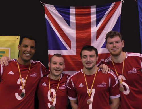 GB Men Claim Bronze in Madrid