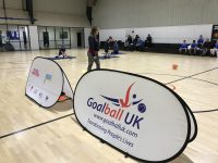 Action shot taken at Greater Manchester School Games