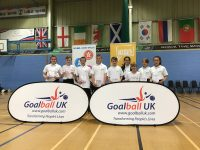 Group photo of young leaders at Lincolnshire School Games