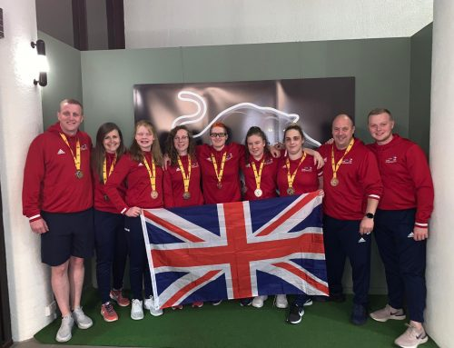 Bronze for Great Britain's women at the Goalball World Youth Championships