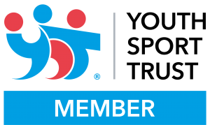 Youth Sport Trust membership logo
