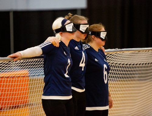 Goalball squad announced for Paralympic qualifier showdown