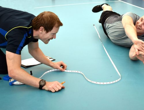 York St John University support GB goalball team on Paralympic quest