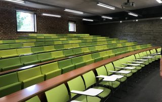 Lecture theatre in De Grey building