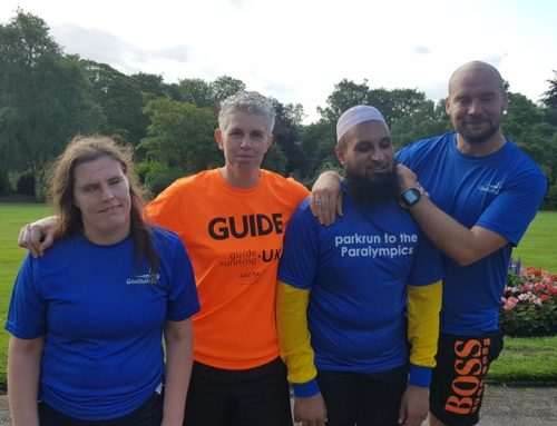 parkrun to the Paralympics – 1 year to go!