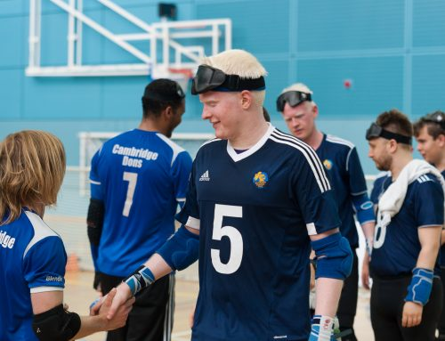 Goalball UK announce Club and Competition Committee Vacancy