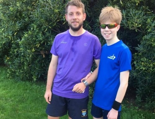 parkrun to the Paralympics update