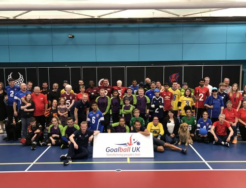 Weekly round-up: #GoalballFamily on social media