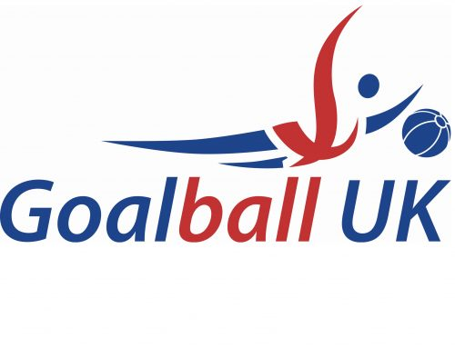 Special message from Goalball UK