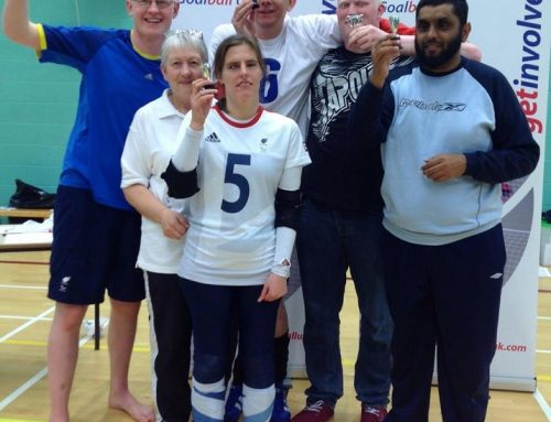 Digging through the Goalball UK archives – Goalball Marathon Tournaments