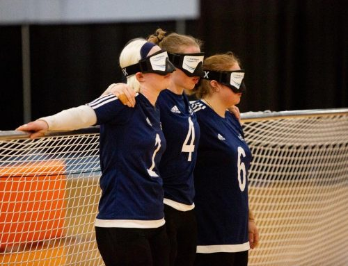 Goalball UK celebrates 10 years with 10 stories – Kali Holder