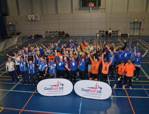 Goalball UK announces new Club of the Season award