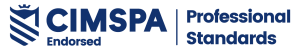 CIMSPA professional standards logo