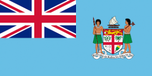 Fiji National flag.