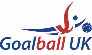 Goalball UK logo.
