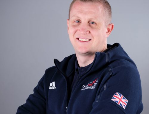 Aaron Ford is accepted onto UK Sport's High Performance Coaching Apprenticeship!