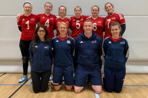 GB Senior Women's Squad photo.