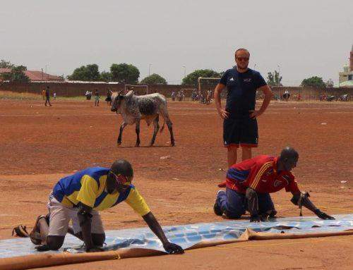 Digging through the Archives – International Citizen Service REACT – Ghana