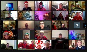 Jingle Ball Christmas Quiz.