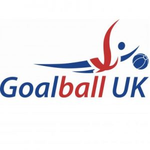 Goalball UK logo.