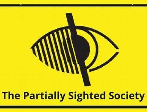 Shining a spotlight on……The Partially Sighted Society