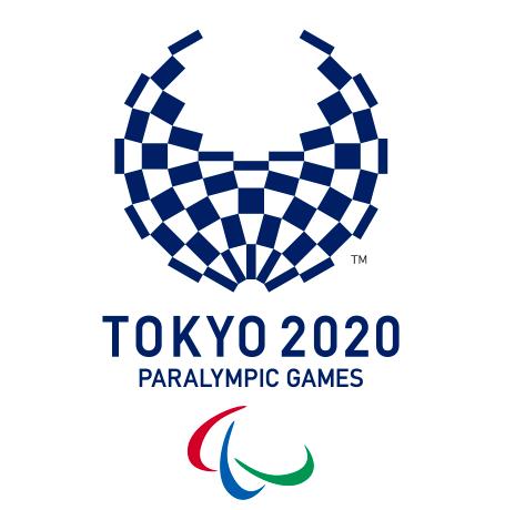 Tokyo 2020 Paralympic Games logo.