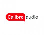 Calibre Audio logo with Calibre placed in a text message bubble.