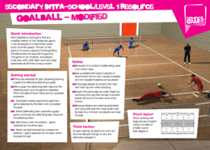 Download the Secondary Resource brochure