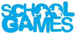 Image of the School Games Logo