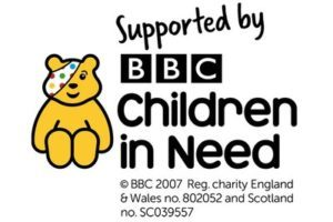 Supported by BBC Children in Need logo