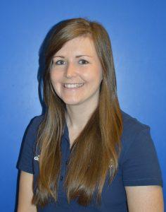 Head shot of Becky Ashworth
