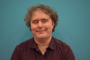 Head shot of Dyfrig Lewis-Smith