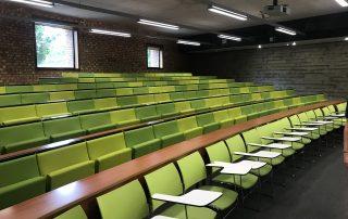 Lecture theatre in De Grey building