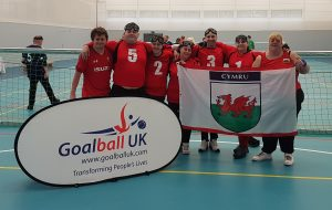 Wales squad photo from the 2018 Home Nations Tournament