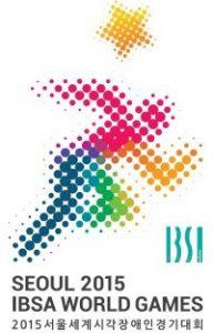 IBSA World Games 2015 logo