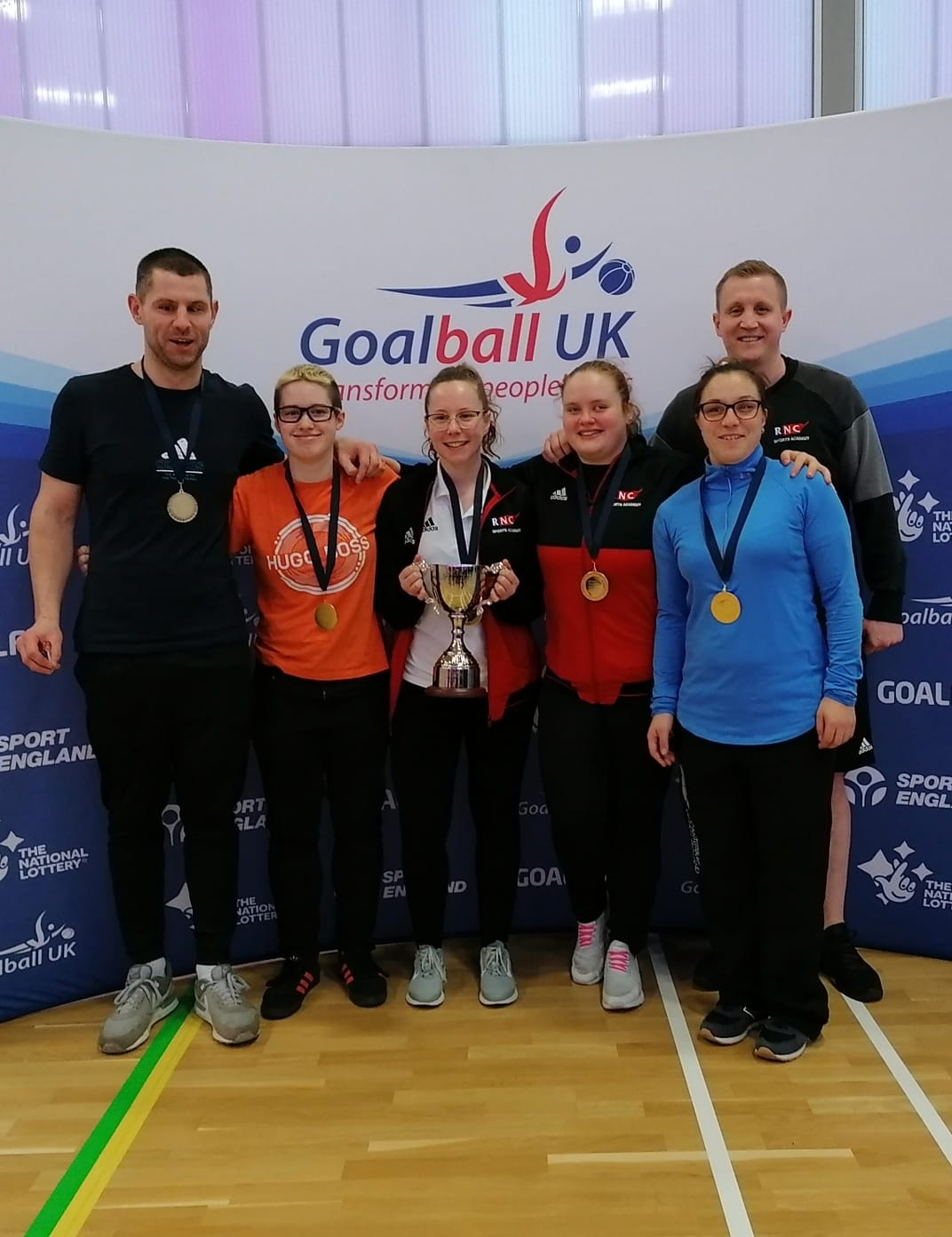 Coach's corner – the return of goalball!