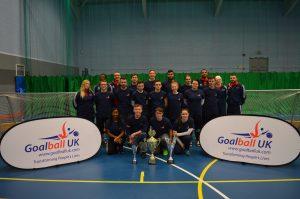 Talent Camp - GB Trophy Tour.