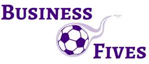 Business Fives logo.