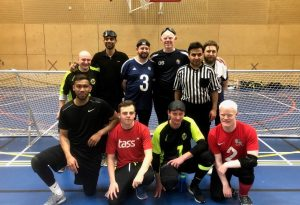 London Elite Team training session with 10 players in attendance!