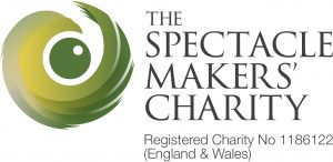 The Spectacle Makers Charity logo.