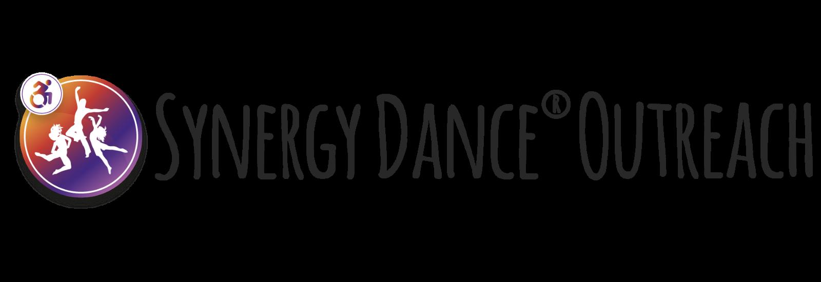 Synergy Dance Outreach logo.